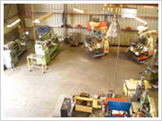 Abbott Engineering -  Workshop Area 4